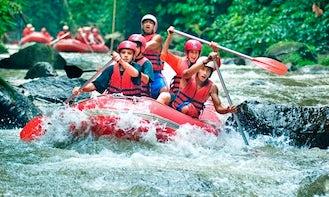 Enjoy Rafting Trips on Nam Tha River, Luang in Laos
