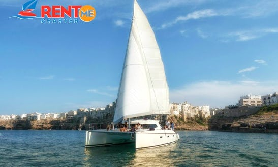 Boat Trips Monopoli And Polignano By Catamaran