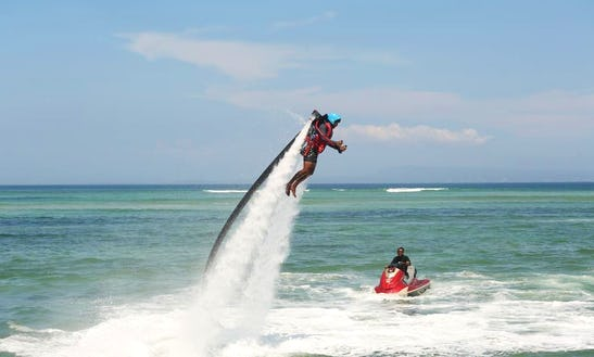 Enjoy Jetpack In Kuta Selatan, Bali