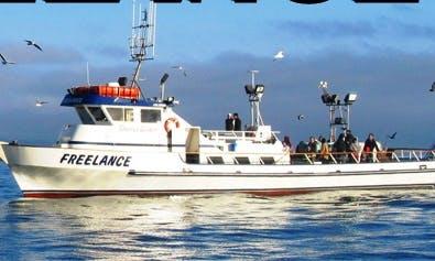 "90 Person Fishing Boat ""Freelance"" in Newport, CA"