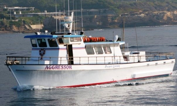 47 Person Fishing Boat Aggressor In Newport Ca Getmyboat
