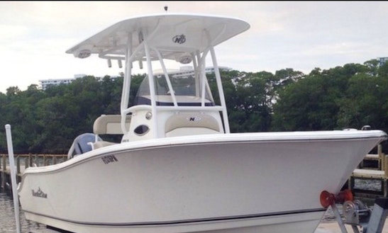 Nauticstar 2200xs Boat Rental In North Miami Beach