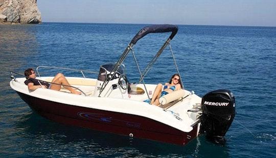 Explore Setúbal, Portugal On Kelt Azura 500 Open Boat