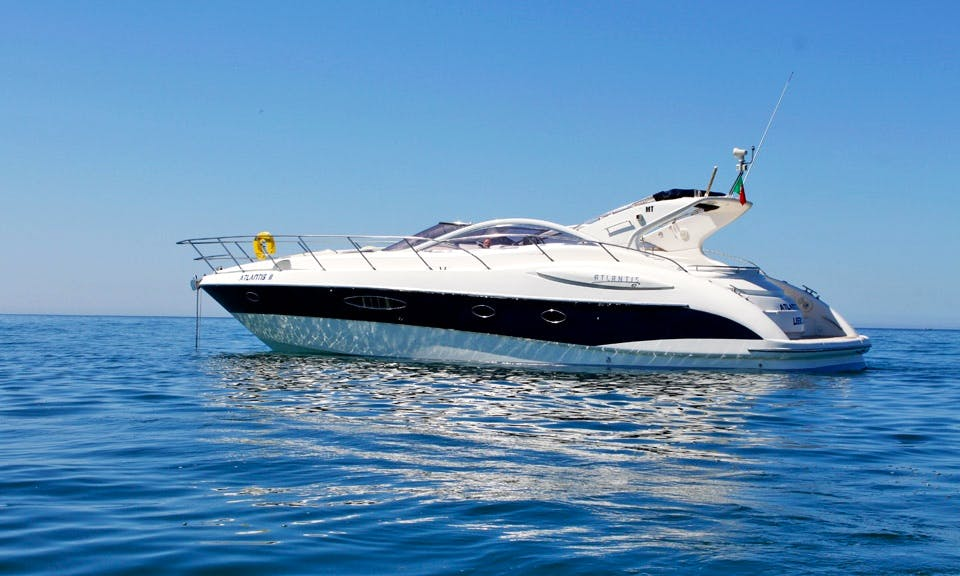"Charter the Atlantis 47 ""Atlantis II"" Power Yacht in Quarteira, Portugal"