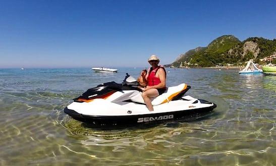 Enjoy Glifada, Greece On Jet Ski