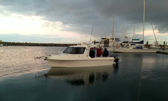 Enjoy Fishing In Ashford, South Australia With Captain Peter