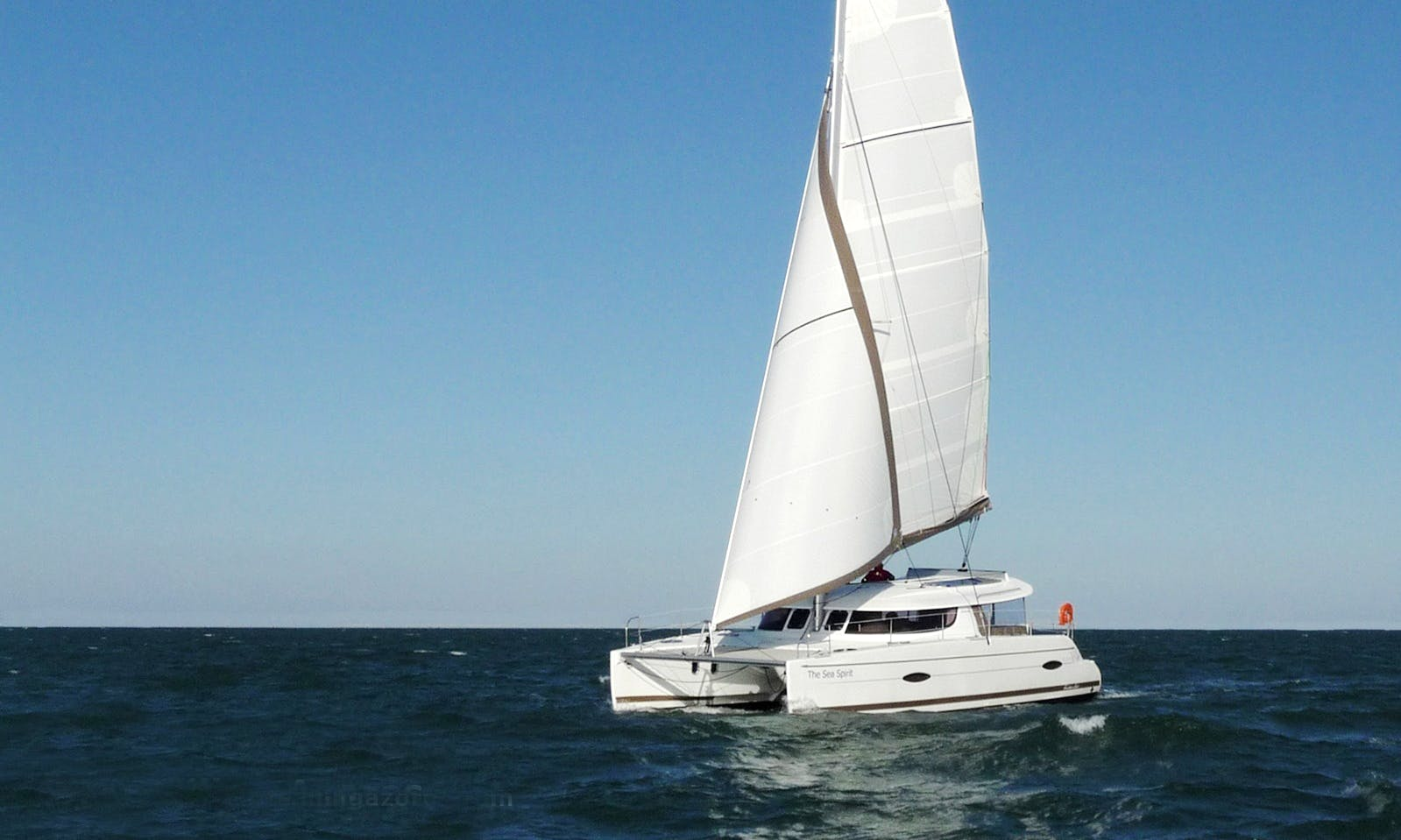 "Discover Azores Island on 41ft ""Sea Spirit"" Lipari 41 Evolution Catamaran"