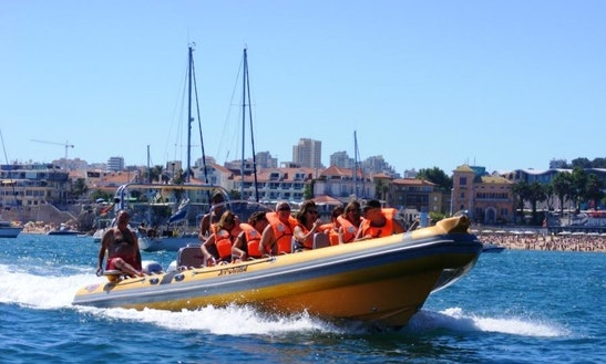 Experience Speedboating In Tagus, Portugal