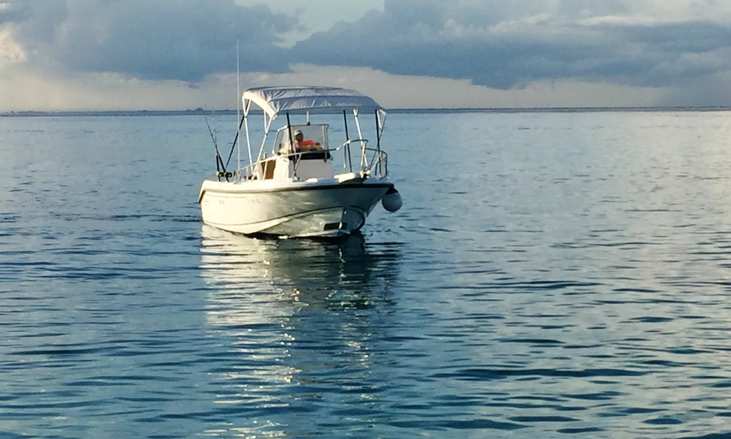 23 39 center console cozumel island mexico getmyboat for Cozumel fishing charters