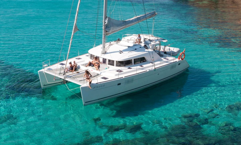 45' Cruising Catamaran In Cozumel, Quintana Roo