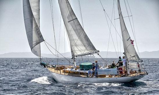 Sail San Diego On 56ft