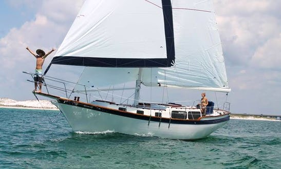 Charter 42ft Sailboat