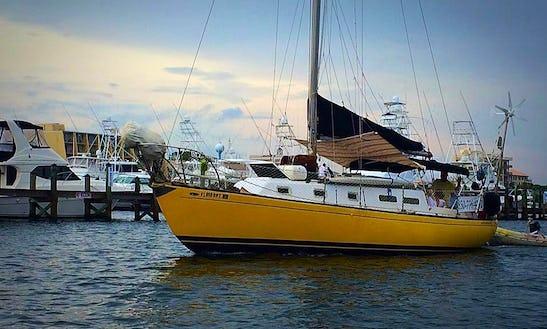 Charter 35' Morgan Classic Cruising Monohull In Destin, Florida