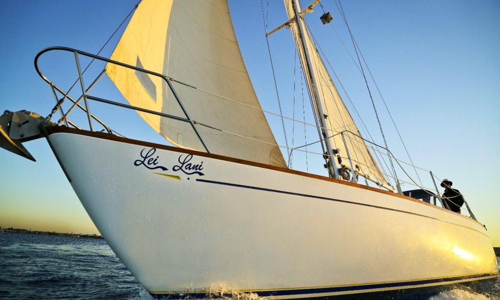Charter 36' 1967 Cal Jensen in San Diego, California | GetMyBoat