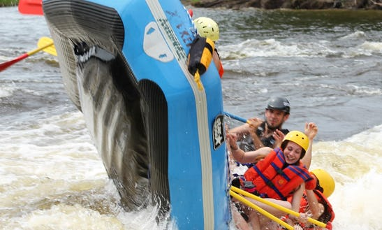 Rafting Trips On The Mighty Ottawa River
