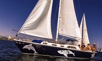 Charter 36' Cruising  Monohulls 1971 Columbia in San Diego, California