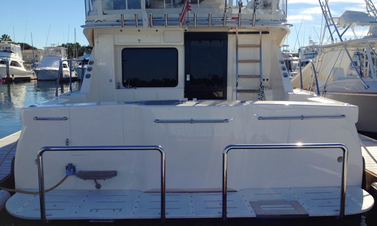 Mikelson 54 Luxury Yacht In San Diego Getmyboat