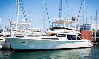 Mikelson 54' Luxury Yacht in San Diego, California