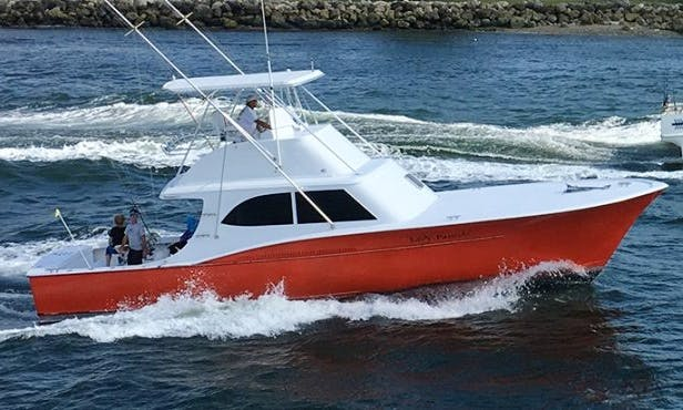 50' Carolina Sportfish Fishing Charter in Fort Lauderdale