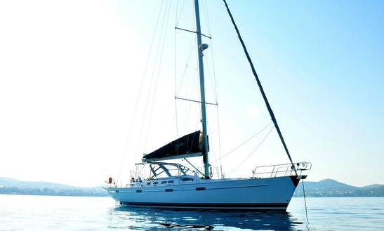 Beneteau 57 Sailing Yacht Charter In Kerkira, Greece