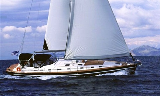 Ocean Star 60.1 Sailing Yacht Charter In Kerkira, Greece