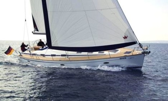 Sailing Charter On Bavaria 51 Yacht In Kerkira, Greece