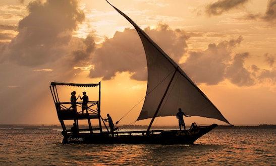 Free Spirit Sunset Cruise, Chwaka Bay, Michmavi, Zanzibar