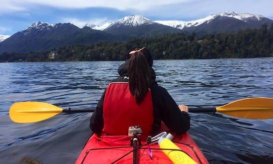 Half Day Kayak Experience In Villa La Angostura, Argentina