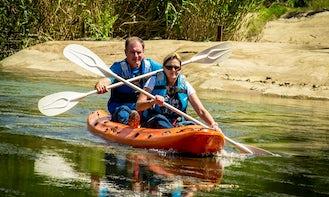 Enjoy Sundays River, Eastern Cape, South Africa on Canoe