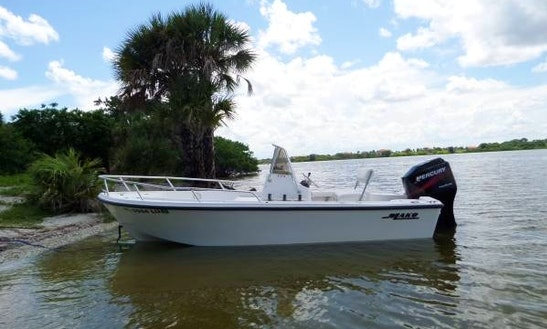 Mako Center Console Rental In Vero Beach