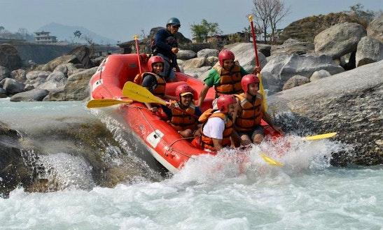 Enjoy Rafting Trips In Pokhara, Nepal