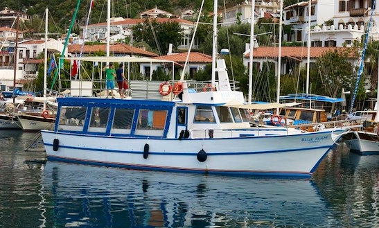 Enjoy Diving Trips And Courses In Antalya, Turkey