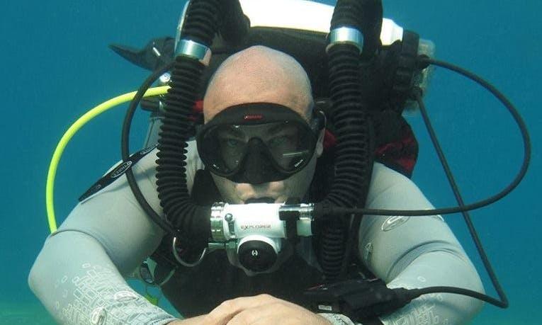 Enjoy Diving Trips in Scapa Flow, Kirkwall