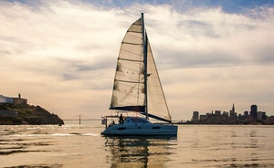 Sailing Charter in the SF Bay Area