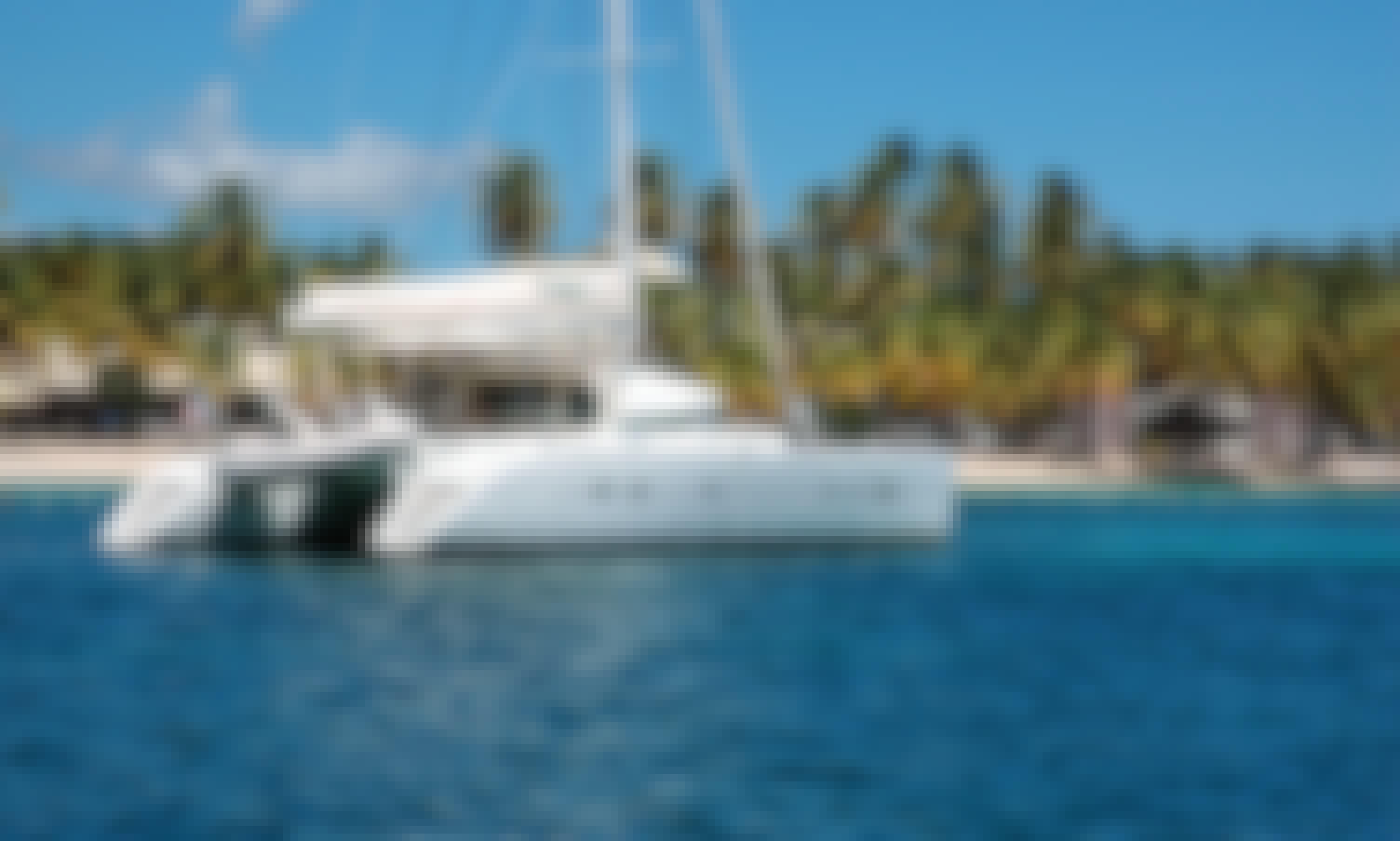 7 Day Cruise aboard Lagoon 470 Cruising Catamaran in Sainte-Anne