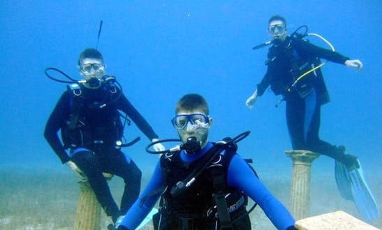 Enjoy Diving Trips And Courses In Protaras, Cyprus