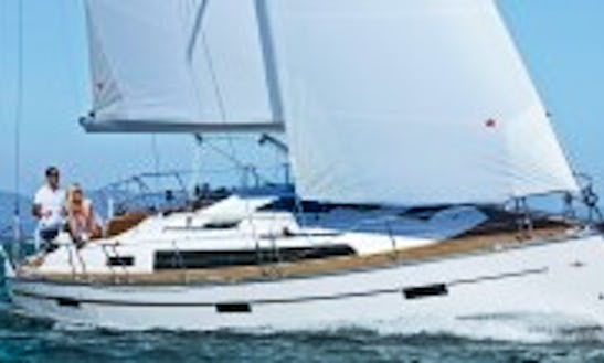 Bavaria Monohull Sailboat Charter In Alimos-greece Available Bareboat Or Skippered