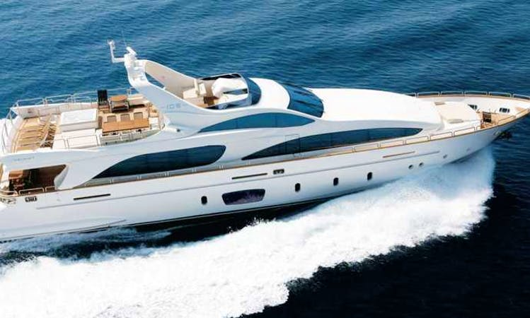 105' Azimut Power Mega Yacht Charter in Puerto Vallarta, Mexico