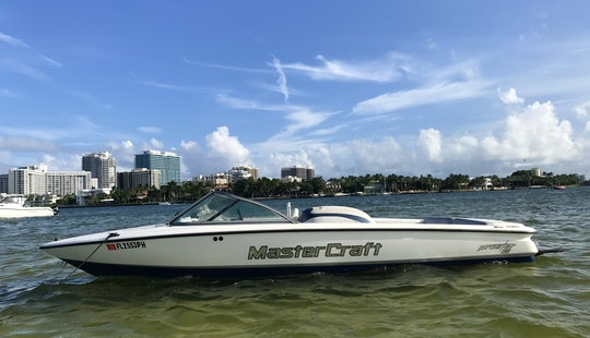 Wakeboarding For Rent In Miami W/captain
