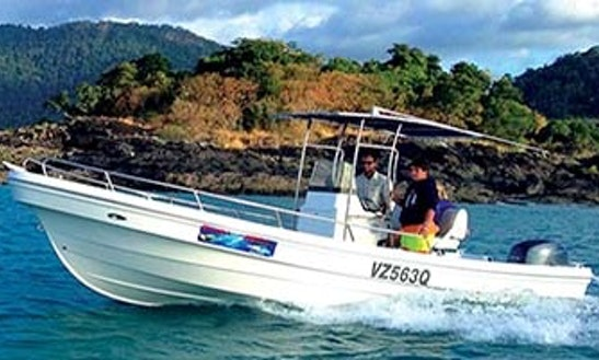 Enjoy Fishing In Airlie Beach, Queensland With Captain Richard