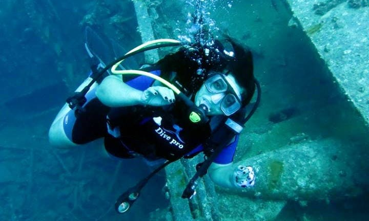 Enjoy Diving Trips and Courses in Hurghada, Egypt