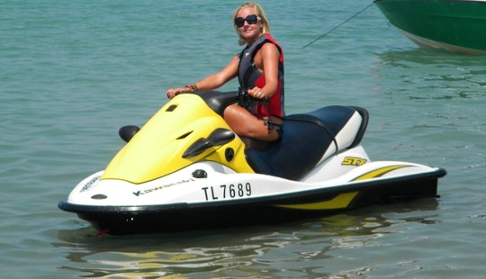 Enjoy Sidari Beach, Greece On Jet Ski