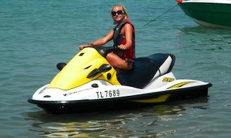 Enjoy Sidari Beach, Greece on Jet Ski