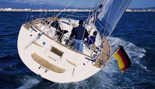 Charter Bavaria 49 Sailing Yacht In Pireas, Greece