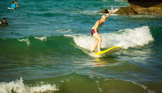 Enjoy Surf Lessons And Rental In Arugam Bay, Sri Lanka