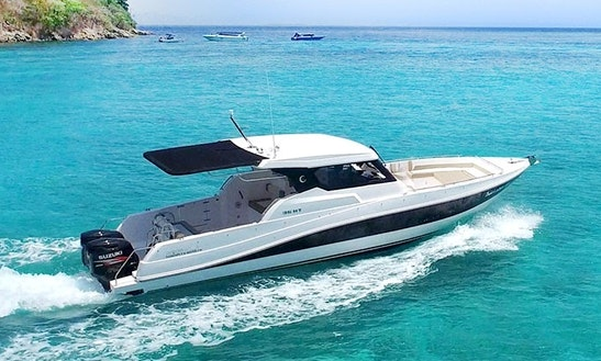 Charter 36' Center Console In Phuket, Thailand