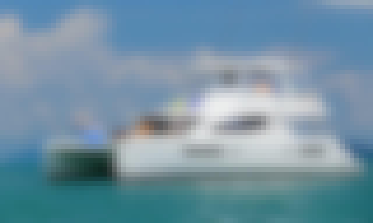 Charter 51' Power Catamaran Charter in Phuket, Thailand