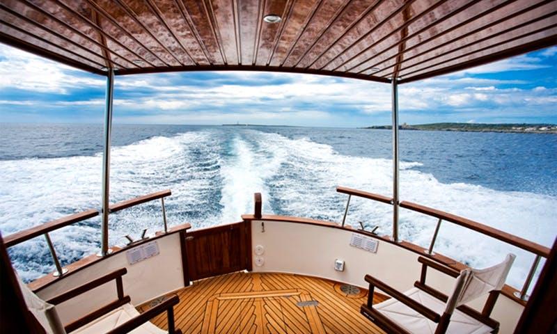 Boat Trips In Majorca, Spain