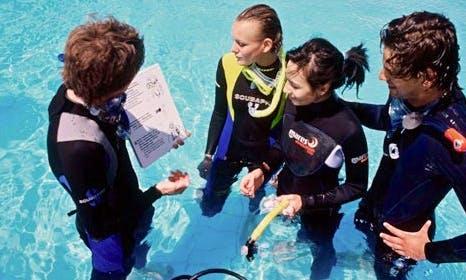 Scuba Diving Lessons in Pompano Beach, Florida