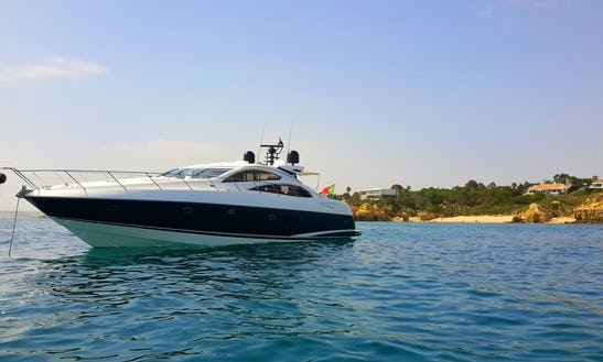 Motor Yacht Rental In Quarteira